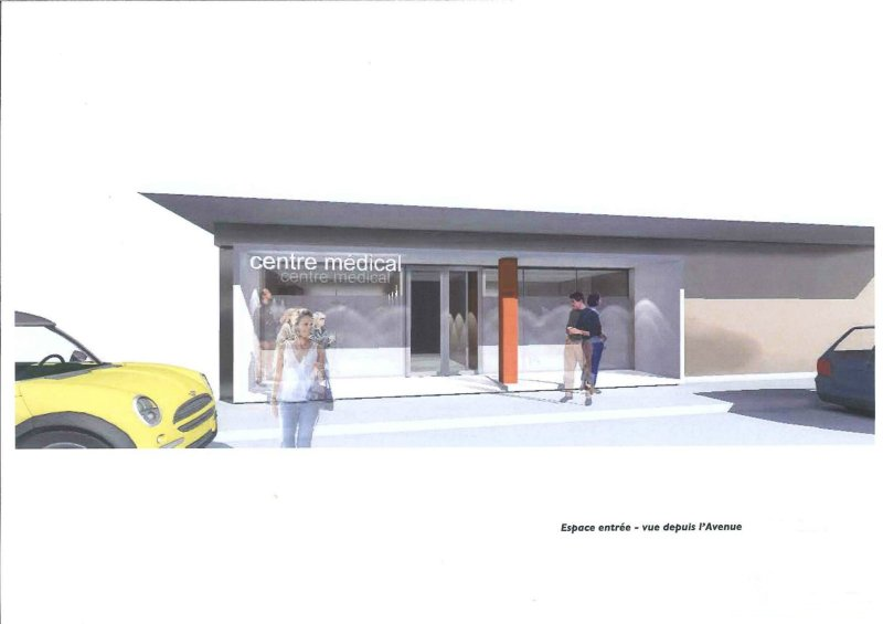 Location immobilier professionnel la ciotat centre medical for Ca location immobilier